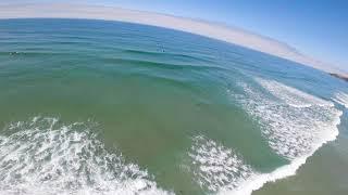 "FPV Freestyle Surf Action! ImpulseRC Apex 5"" 6S Drone"