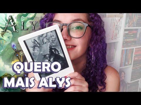 ALYS: ELEMENTO INFINITO, de Priscila Gonçalves    RESENHA    Série: Alys #3    Romanceira