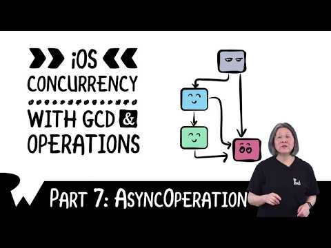 iOS Concurrency Live Tutorial Session with Audrey Tam - RWDevCon 2017