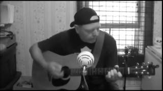 "Craig Schroter sings ""I'm On Fire For You Baby"" April Wine cover"