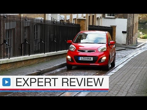 Kia Picanto hatchback car review