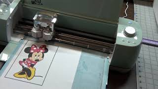 Print And Cut With Cricut Explore