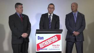 Jan. 31st Full Dan Rutherford Press Conference
