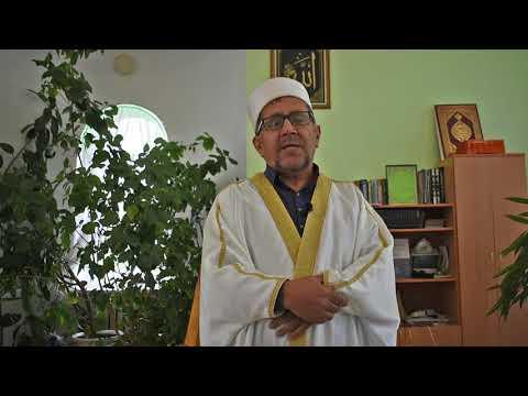Обращение имама-мухтасиба Куюргазинского района и г.Кумертау Азата Хазрата к мусульманам
