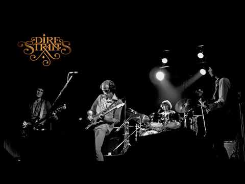Dire Straits - Tunnel of Love [Backing Track]