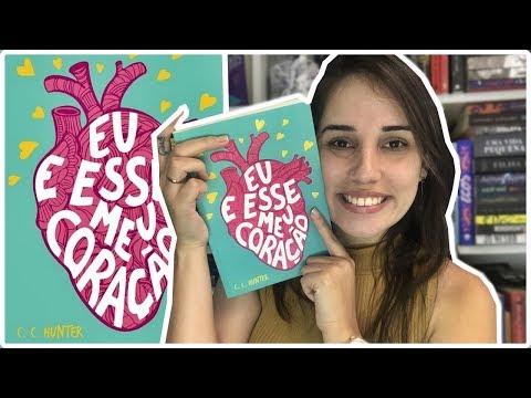 SOBRE DOAR ÓRGÃOS: EU E ESSE MEU CORAÇÃO - C. C. HUNTER || Jéssica Lopes