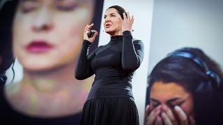 An Art Made of Trust, Vulnerability and Connection | Marina Abramović | TED Talks