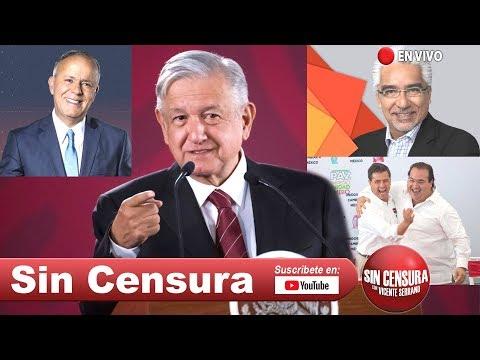 EN VIVO #chayoteros y #jueces sirven a #corruptos ¿Verdad #RicardoAleman #CiroGomezLeyva? 7/9/2019
