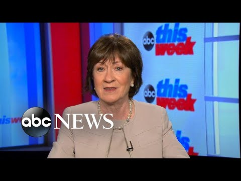 Sen. Susan Collins: 'Very serious concerns' with the Senate health care bill