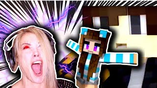 WHYYYY????!!!!!!! | PSYCHO GiRL 18 REACTION  | Die For You | Minecraft MC Jams Music