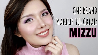 MIZZU | One Brand Makeup Tutorial + Review | Christine Sindoko