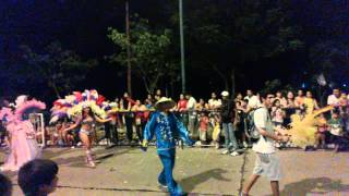 preview picture of video 'Santiago del Estero - Desfile de comparsa 004 - Carnaval 2012'