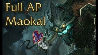 Yolo Picky #19: Full AP Maokai (CZFull HD60FPS)