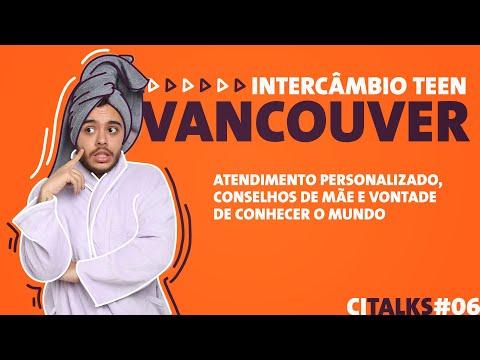 CI Talks #06 - Intercâmbio Teen