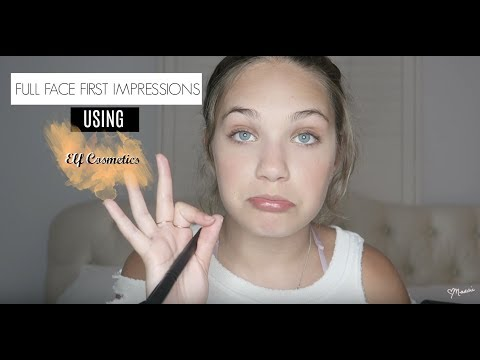 FULL FACE    e.l.f. Cosmetics First Impressions!