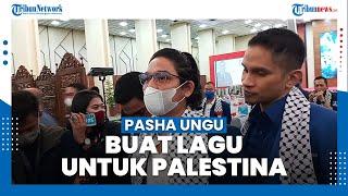 Bentuk Dukungan untuk Palestina, Pasha Ungu Ciptakan Lagu 'Pasti Ada Harapan'