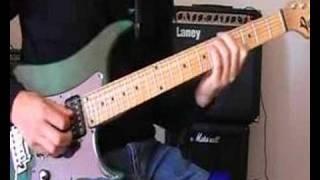 Big Bad Moon Joe Satriani Guitar Intro