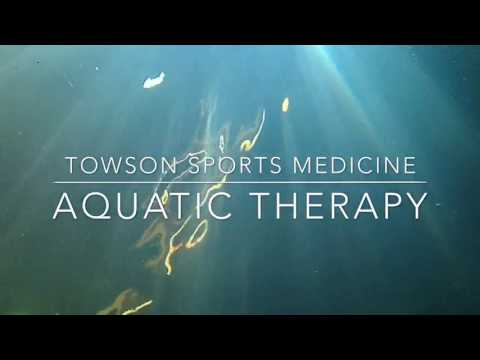 Aquatic Therapy-Lower Extremity Functional Exercise