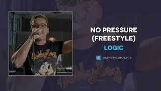 Logic   No Pressure (Freestyle) (AUDIO)
