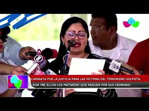 Nicaragua presenta informe evaluativo de la actuación parcializada de la CIDH