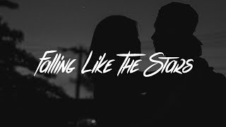 James Arthur   Falling Like The Stars (Lyrics)