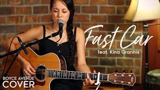 Boyce Avenue & Kina Grannis - Fast Car (Cover)