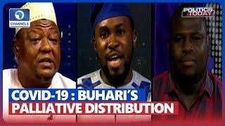 APC Stakeholders, Analyst Berate Distribution Of Buhari's Palliative