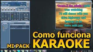 Descargar Pistas Karaoke Para PC 2017-2018