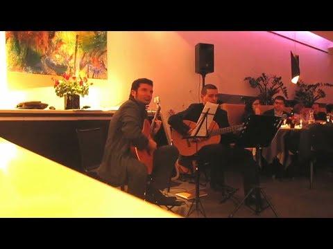 VinceDB Chitarrista classico/flamenco Bergamo musiqua.it