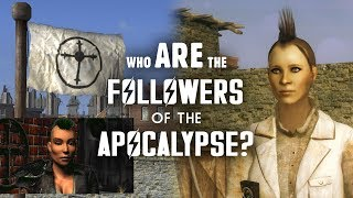 Who are the Followers of the Apocalypse? Their Full Story - Fallout Lore