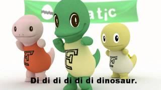 【英語バージョン】ジュラチックのうた ~英語タイトル:Dinosaur song~