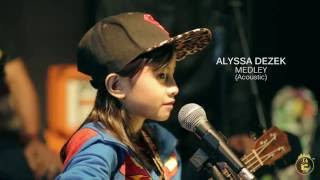 Alyssa Dezek - Medley (Acoustic Version)