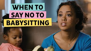Babysitter Boss S3E3: When to Say No to Babysitting