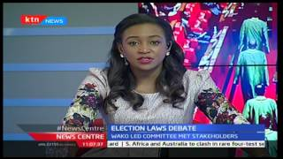News Center: Election laws debate interview with Betty Kyalo part 2