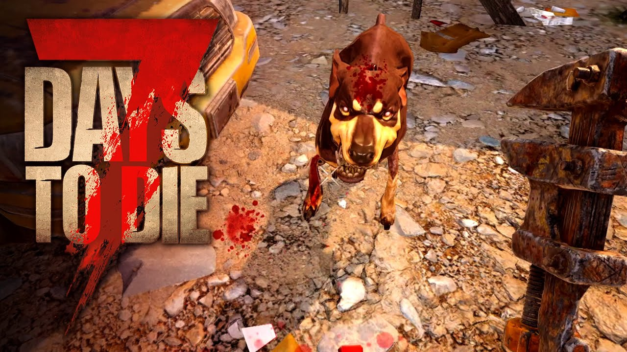 7 Days to Die 20 | Benzinmangel | Alpha 19 Gameplay Deutsch Tutorial Beginner thumbnail