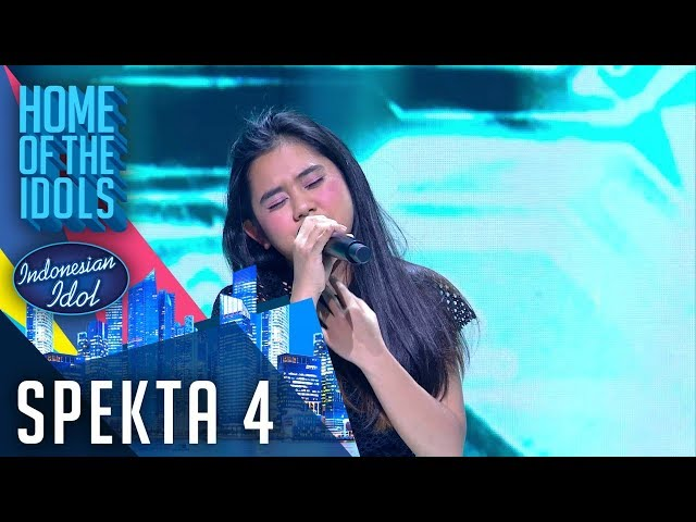 ZIVA - HUMAN (Christina Perri) - SPEKTA SHOW TOP 12 - Indonesian Idol 2020