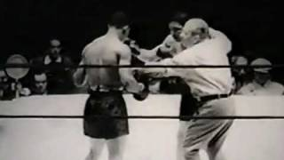 Joe Louis vs Arturo Godoy, II