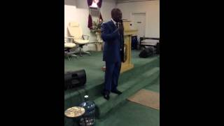 The Anointing Can Explode Your Destiny(Part 2) By Pastor CN