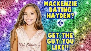 Kenzie ziegler confirms dating hayden