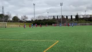 Alevín Masculino B 6 - 1 CD Morata