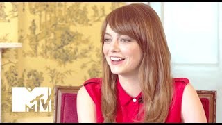 Emma Stone Plays This Or That  MTV After Hours