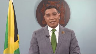 Independence Day Message: The Most Hon. Andrew Holness, Prime Minister