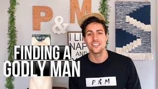 4 Tips To Find A Godly Man