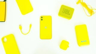 Top Colorful Accessories For The iPhone 11! (Yellow)