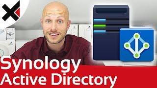 Active Directory Server auf Synology DiskStation installieren   iDomiX
