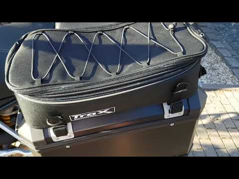 SW-Motech Zusatztaschen und Innentaschen für die Moto-Guzzi Stelvio NTX