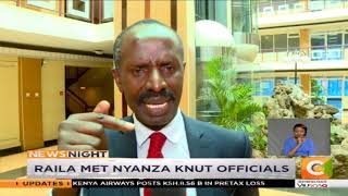 KNUT sues TSC for contempt of court orders