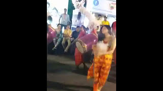 Dashami ladies Dhunochi competition