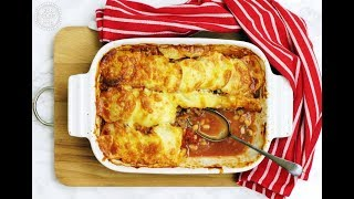 Monday Pie - Great For Using Up Sunday Roast Beef Leftovers!