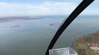 Helicopter Tour  Galveston Island, Texas   Ⓛⓘⓚⓔ